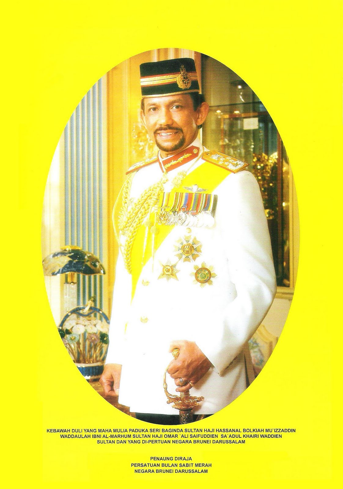 Haji hassanal bolkiah mu izzaddin waddaulah