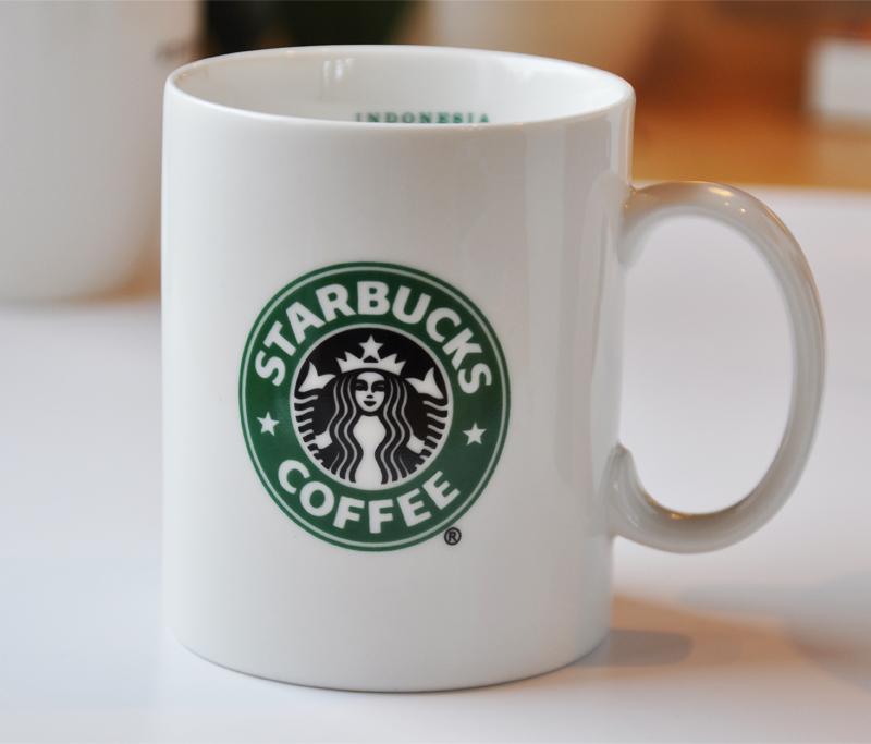 Starbucks kopp