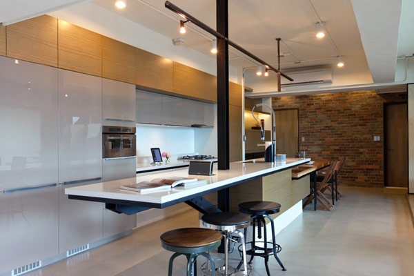 Interior design ideas for duplex contemporary design for Duplex house interior designs pictures