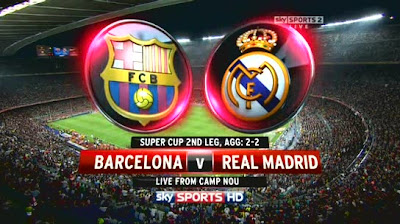 Highlights: Spanish Super Cup 2011 Real Madrid vs Barcelona 2nd Leg