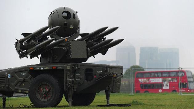 la proxima guerra para que fue todo aquel despliegue militar en londres 2012