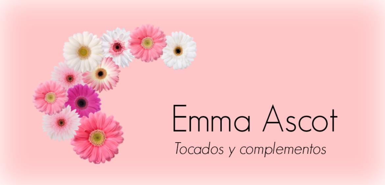 Emma Ascot. Tocados, diademas y complementos.