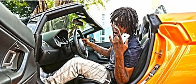 Beatz Bluntz News Chief Keef Engaged Video Vixen Pretty Mesha