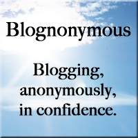 blognonymous, anonymous blogging, confidence,