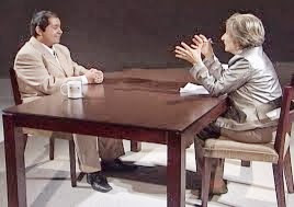 Felipe Mianes conversa com Ivete Brandalise