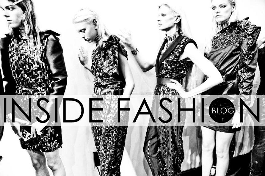 INSIDE FASHION BLOG