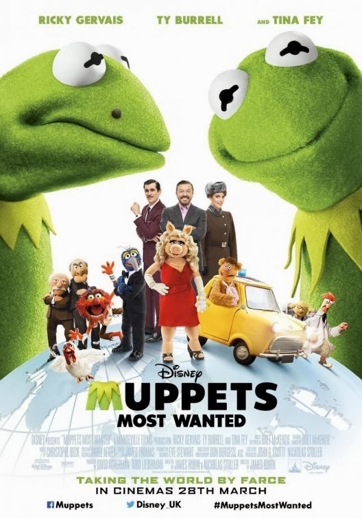 Muppets 2: Procurados e Amados Download
