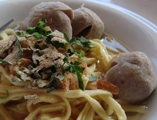 Meatballs Soup Bakso Kuah