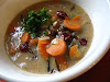 Cranberry Wild Rice Soup
