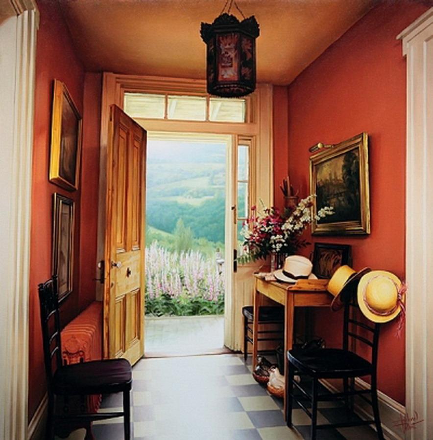 Im genes arte pinturas mujeres bodegones e interiores - Pinturas de interiores ...