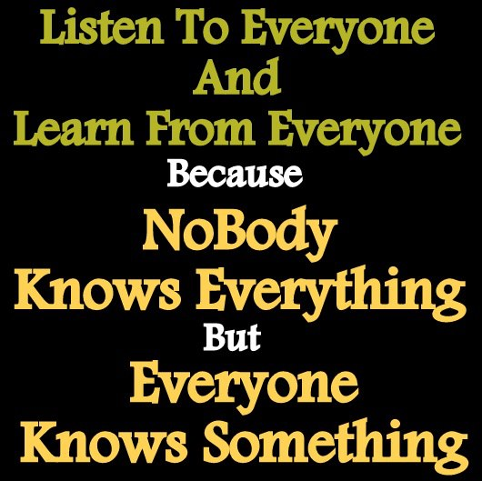 learn to listen quotes - photo #2