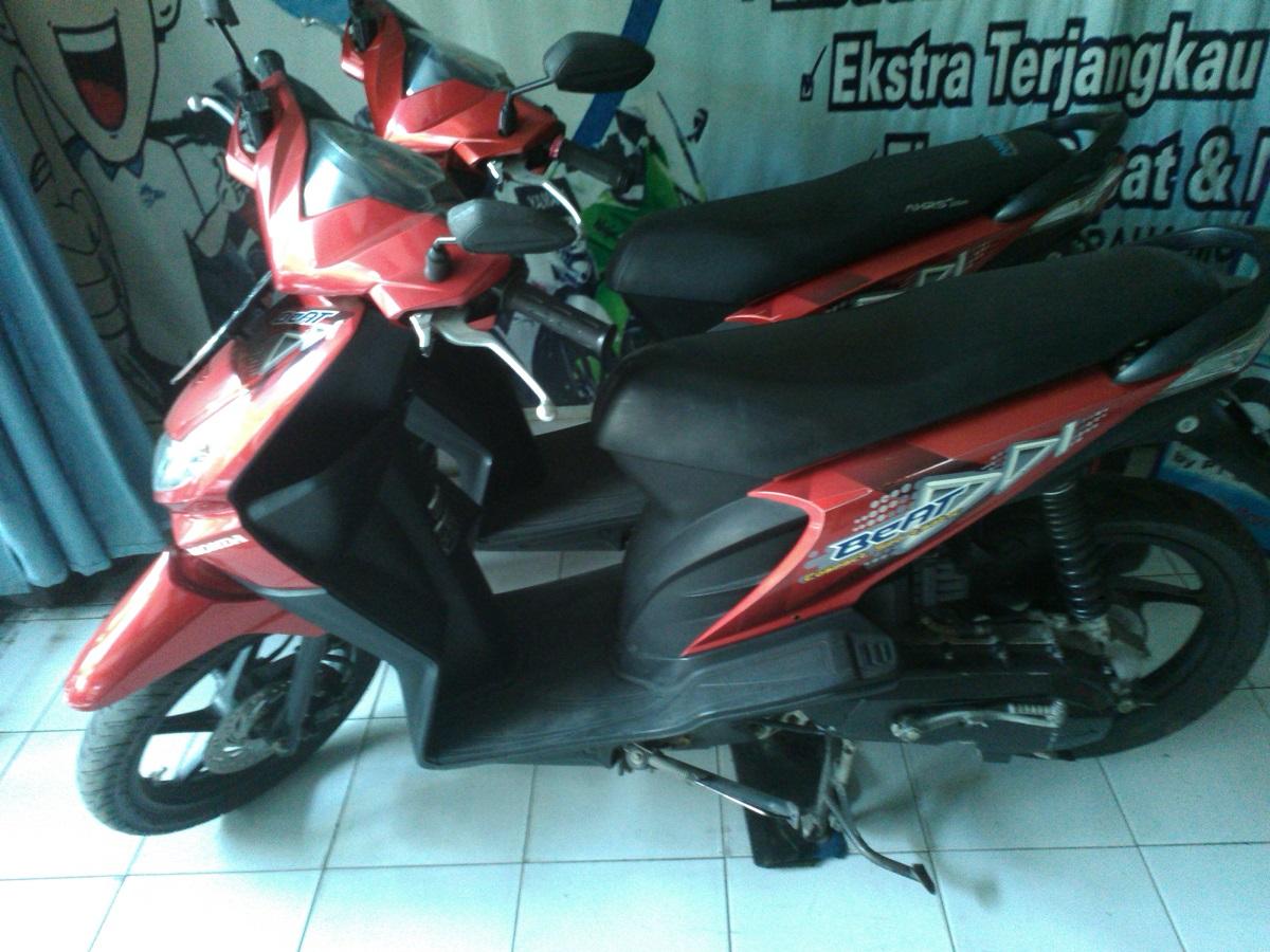 warung sentra graha motor: honda beat second 2011 mojokerto