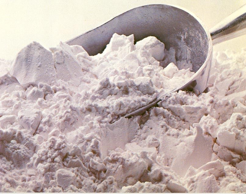 Almidon quimica