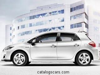 صور سيارة تويوتا أوريس 2013 - اجمل خلفيات صور عربية تويوتا أوريس 2013 - Toyota Auris Photos 3.jpg