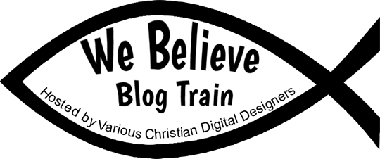 WE BELIEVE BLOG TRAIN