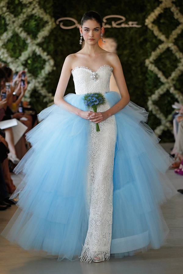 Oscar de la Renta 2013 Bridal Gowns Collection | Reference For