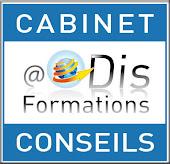 Le site du Cabinet @ Dis Formations Conseils