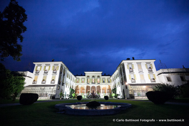Matrimonio Villa Gromo