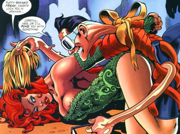 The 5 Most Ridiculous Sex Scenes in Superhero - Dorkly