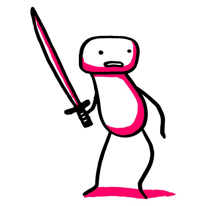 Neon Doodles - Jen Haugan Animation & Illustration