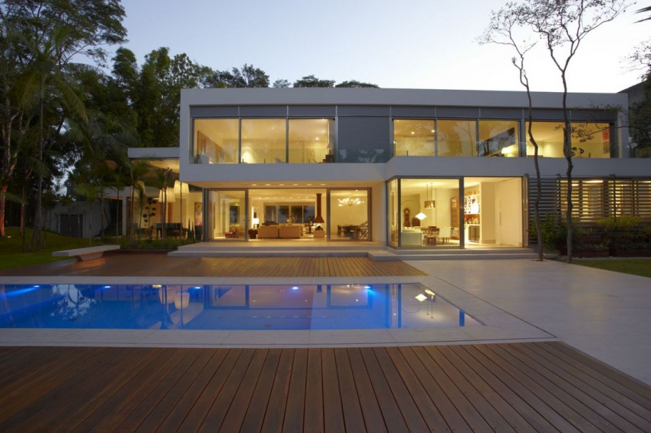 Arquitectura minimalista la arquitectura minimalista for Casa minimalista arquitectura