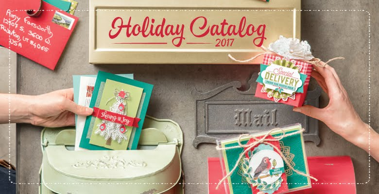 Stampin Up 2017 Holiday Catalog