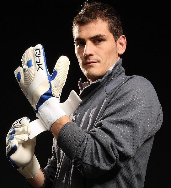 Iker Casillas estara de baja entre 6 a 8 semanas