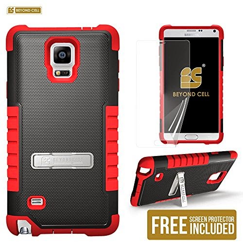 Beyond CellTM Tri Shield Rugged Phone Armor Case for Samsung Galaxy Note 4