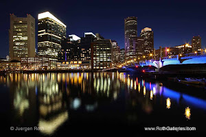 Photo Art Promotion: Boston Nightfall