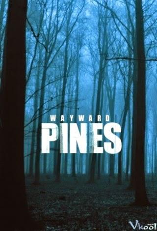 Thị Trấn Wayward Pines 1 - Wayward Pines Season 1
