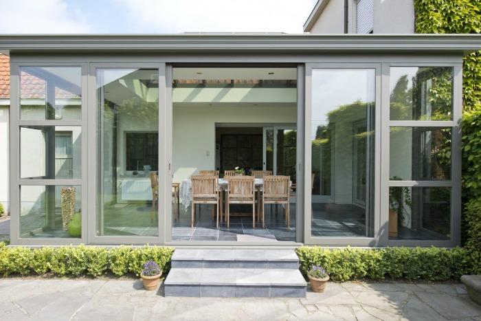Cerramientos para terrazas llenas de luz guia de jardin - Cerramientos de casas ...