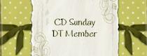 CD Sunday DT