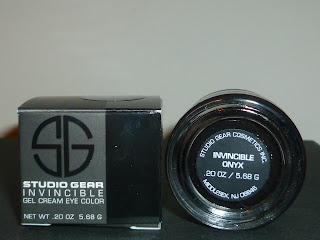 Studio Gear Invincible Gel/Cream Eye Liner