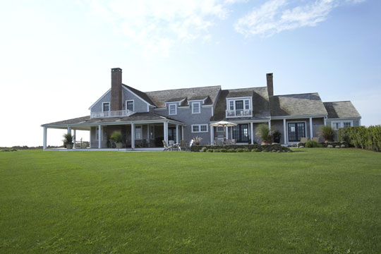 New Home Interior Design Nantucket Shingle Style