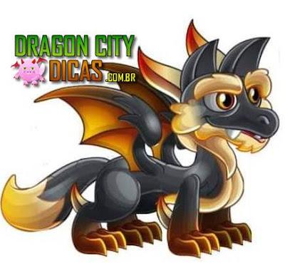 Dragão Lobo de Fogo