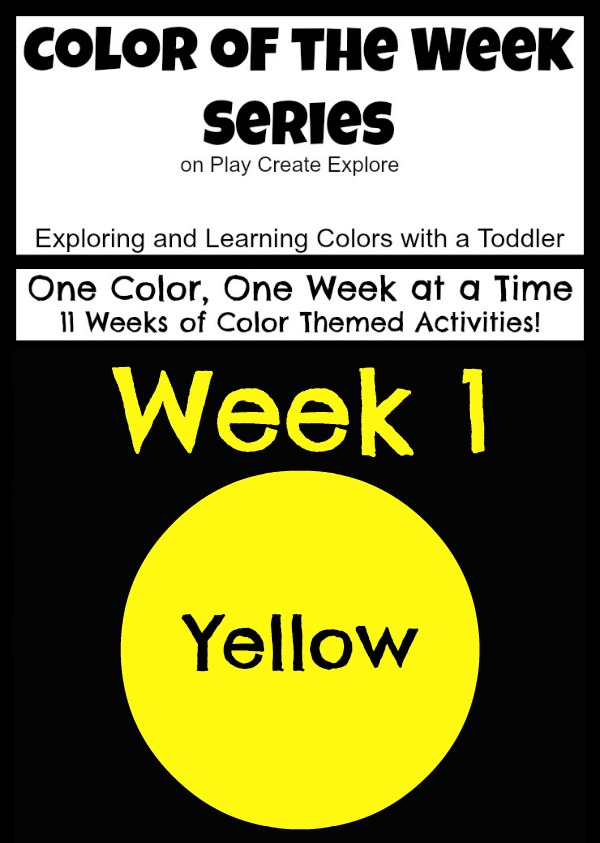 colorful sensory activities for toddlers - Color For Toddlers