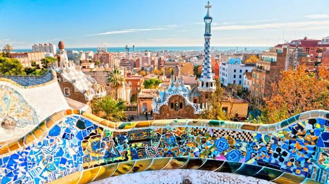 Dicas de Barcelona - Parque Guell