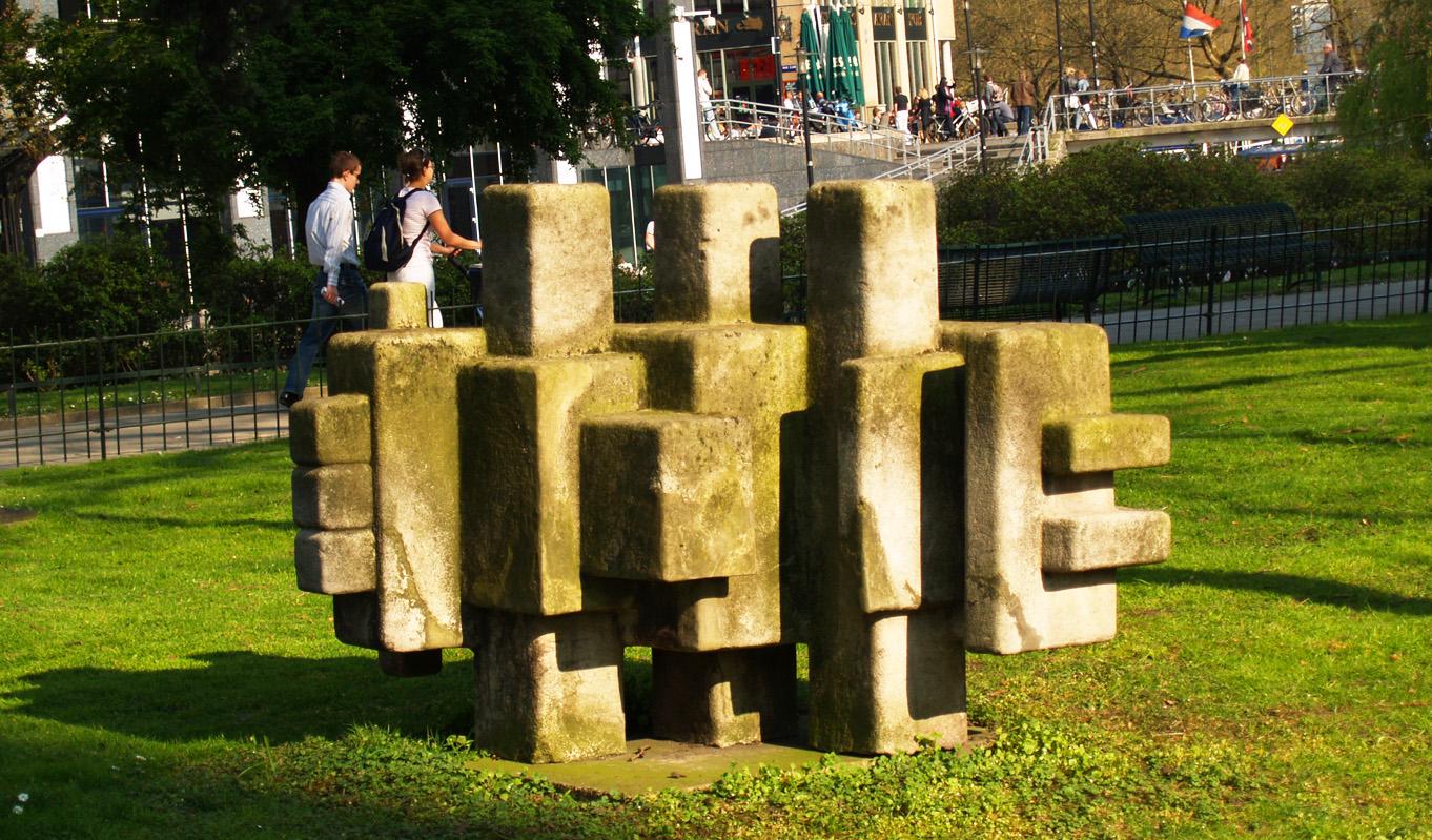 VERBEELDINGSBLOG: HENK ZWEERUS – Horizontale compositie