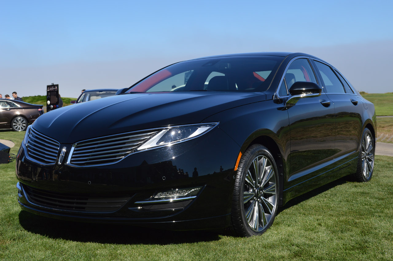 automotiveblogz lincoln mkz black label monterey photos