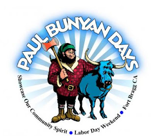 Paul Bunyan Days Fort Bragg