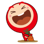 emoticones de peluche arrancando zanahoria