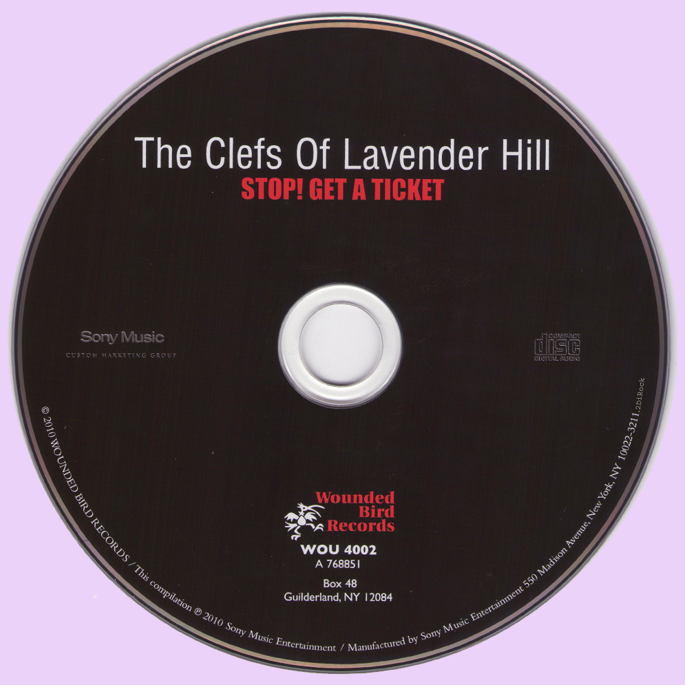 Clefs Of Lavender Hill Stop Get A Ticket First Tell Me Why