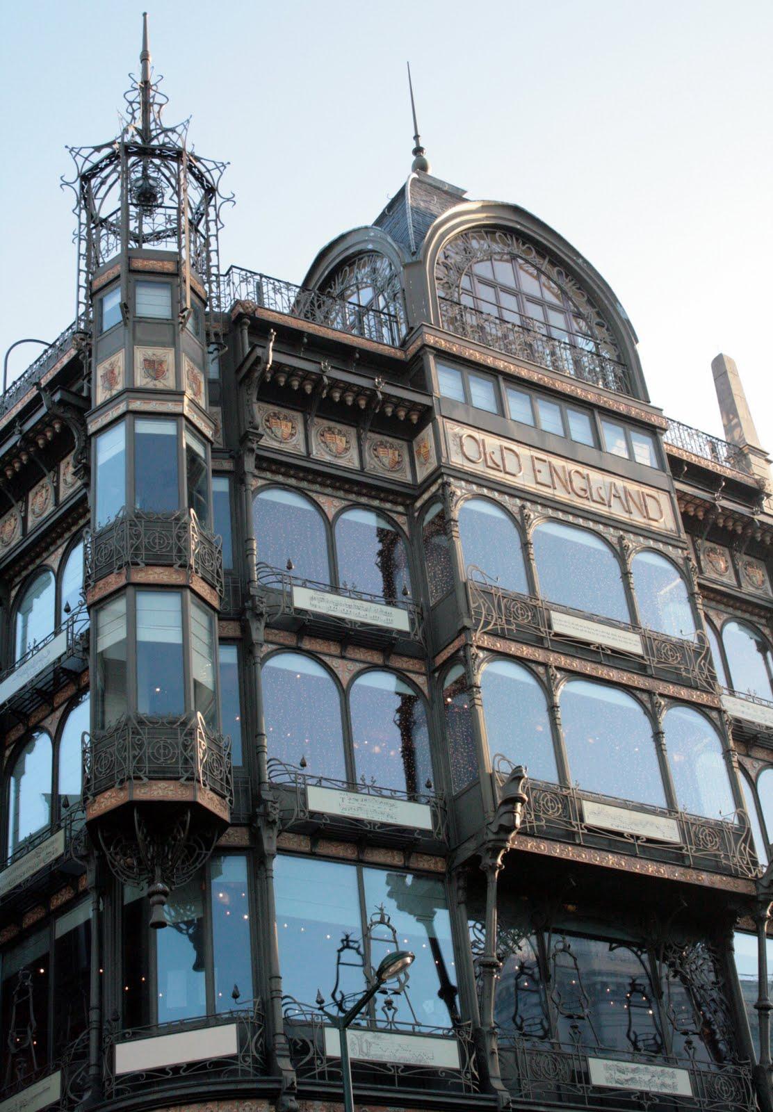 Encuentros con el arte art nouveau la utop a Art nouveau arquitectura