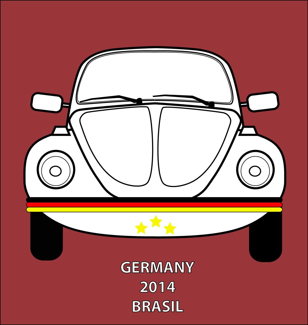 WM Brasil 2014: Germany