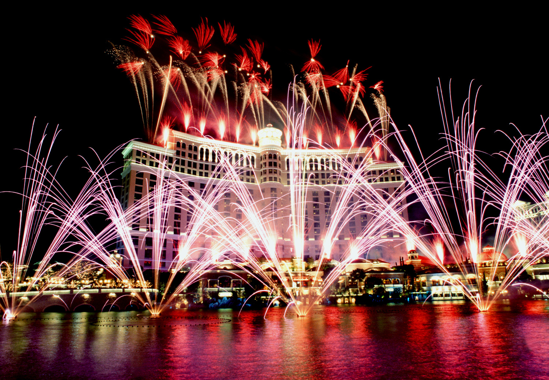 Las Vegas New Years Eve 2014