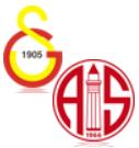 Live Stream Galatasaray - Antalyaspor