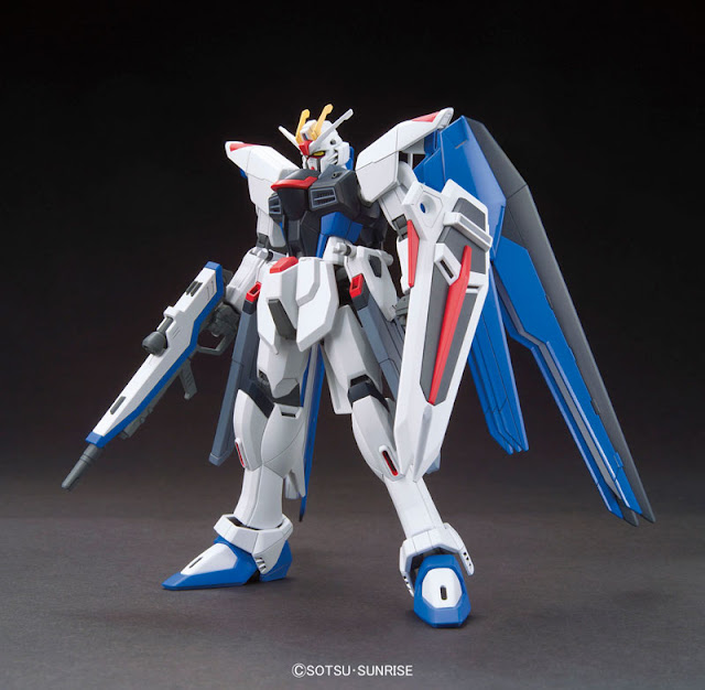 Freedom Gundam revive version model kit