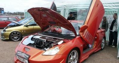 trik modifikasi otomotif : modifikasi mobil paling keren