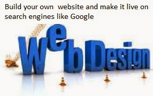 Build your own Website in 2 hours  Only R100 once off ($10)