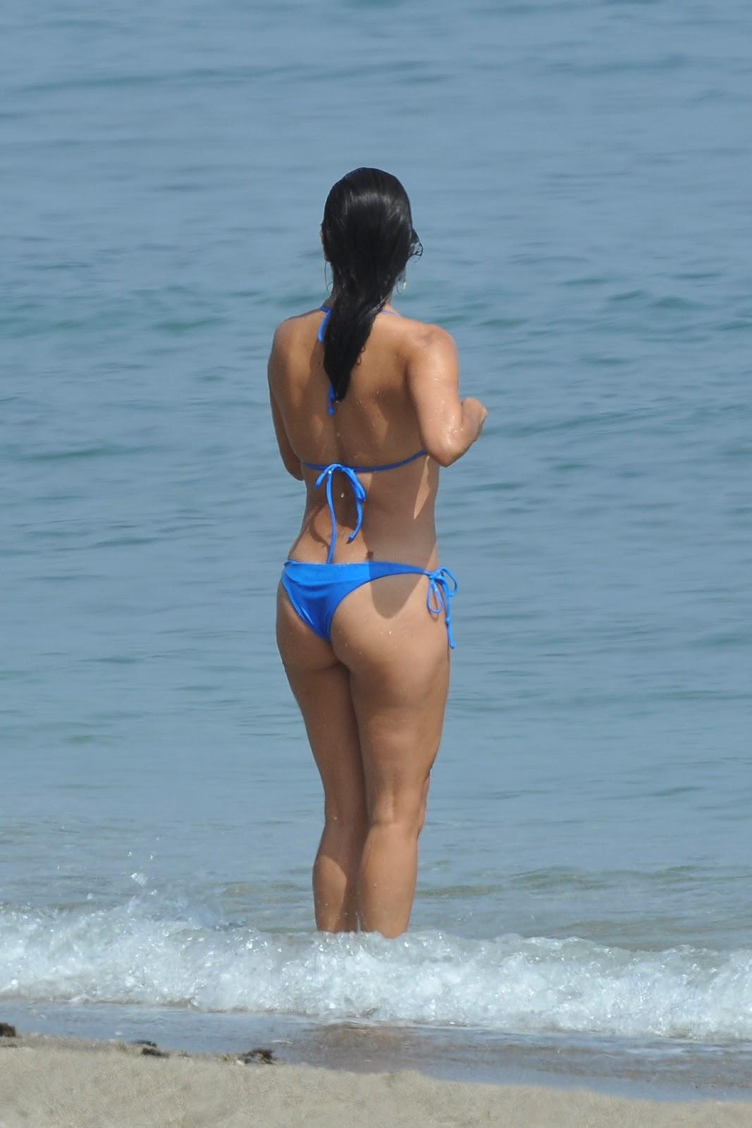 Extended bikini waxing